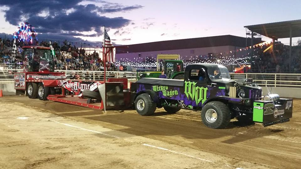It'sAboutMen & Tractor Pulling